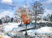 Winter-Strukturbilder