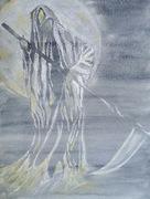 Grim Reaper - pastel