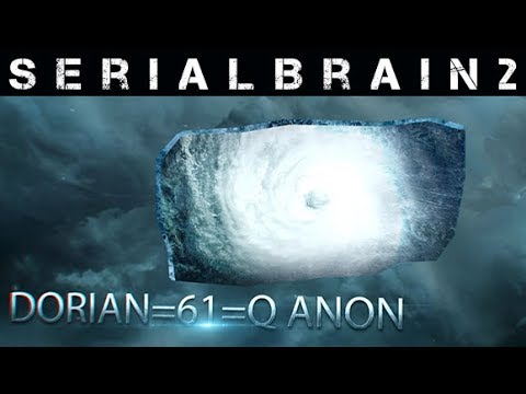 Q - SerialBrain2: It's Now Time for the Q ANON Storm. Buckle Up.