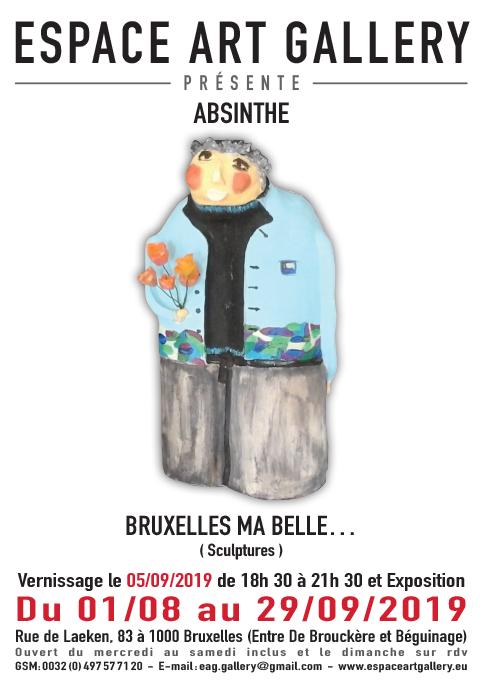 Affiche ABSINTHE