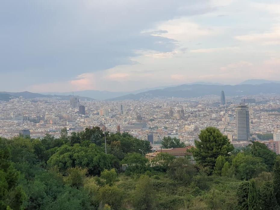 Ruta Guiada - Del Castell de Montjuïc a la Font Màgica