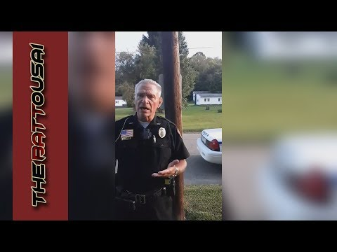 Cop Demands Strangers to ID In This Town