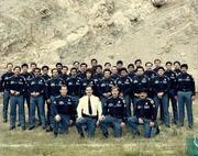 Jim Chesshire Central Patrol shift - 1980
