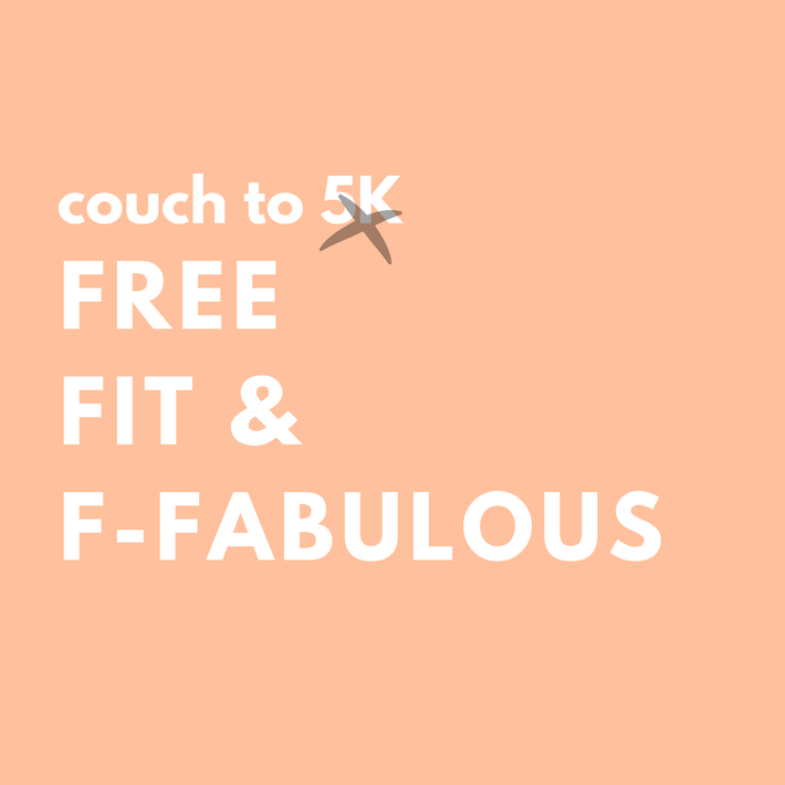 Free, Fit and F-Fabulous Logo