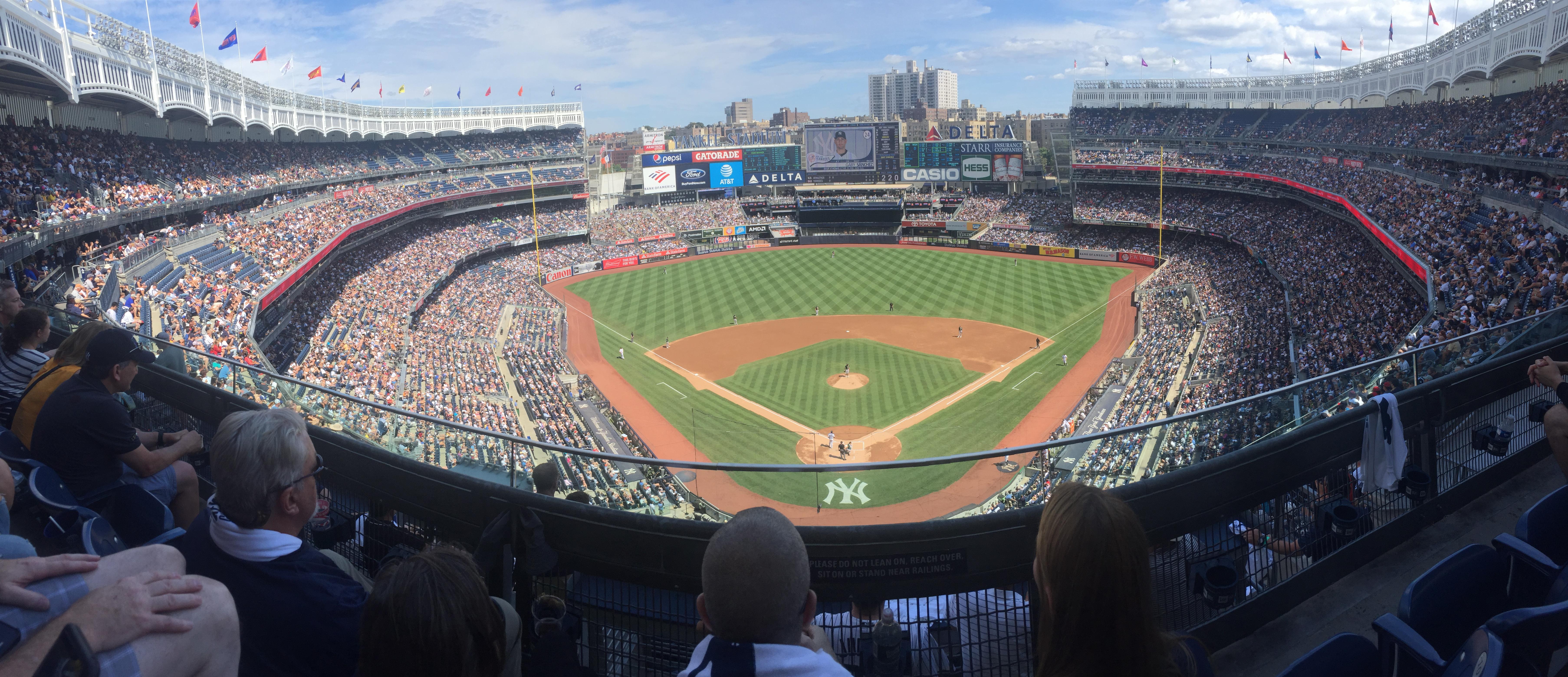 2019 Yankee Stadium