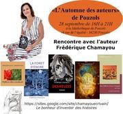 Dédicace à Pouzols (France-Hérault)