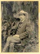 My grandfather, Gordon Coutts