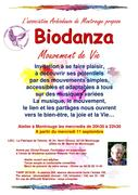 Biodanza à Montrouge