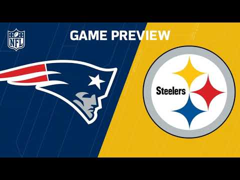 Pittsburgh Steelers vs New England Patriots    NFL Game Pass (2019)