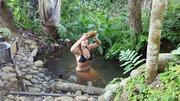 Johanne Delisle - Tambo Ilusion - plant bath