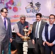 AAFT School of Cinema New Session Inaugurated by Ashish Vidyarthi