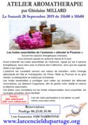 Les huiles essentielles de l'automne « stimuler le Poumon »