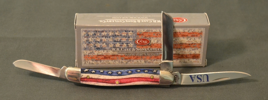 Case 6318 SS Star Spangled medium stockman  (1)