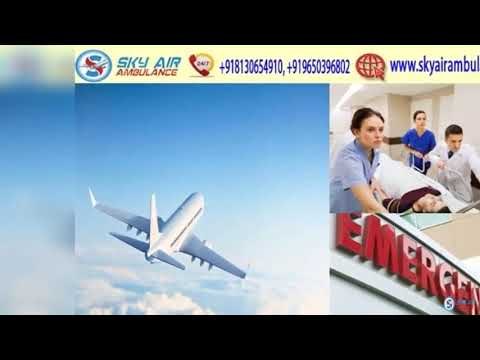 Take Advantage of Air Ambulance from Bhubaneswar with Entire Medical Features