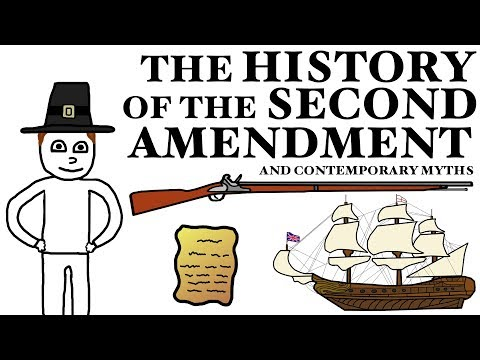 The History of the Second Amendment