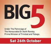 Big 5 - A Tribute to Neville Jules