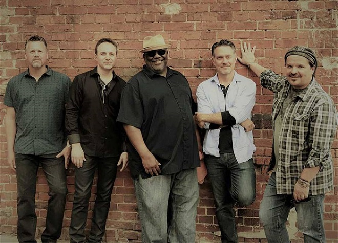 Q&A with Milwaukee based, Altered Five Blues Band - bringing