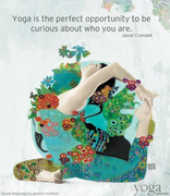 yoga with Cobi