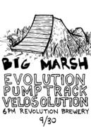 Big Marsh Benefit at Revolution!