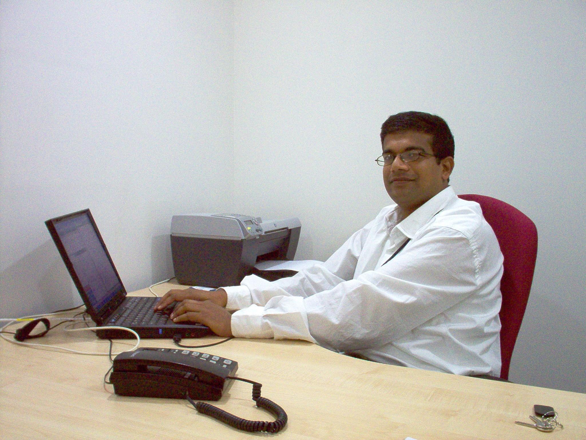 Rajesh Purushottam