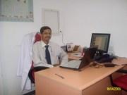 Dr Manoranjan Chowhan