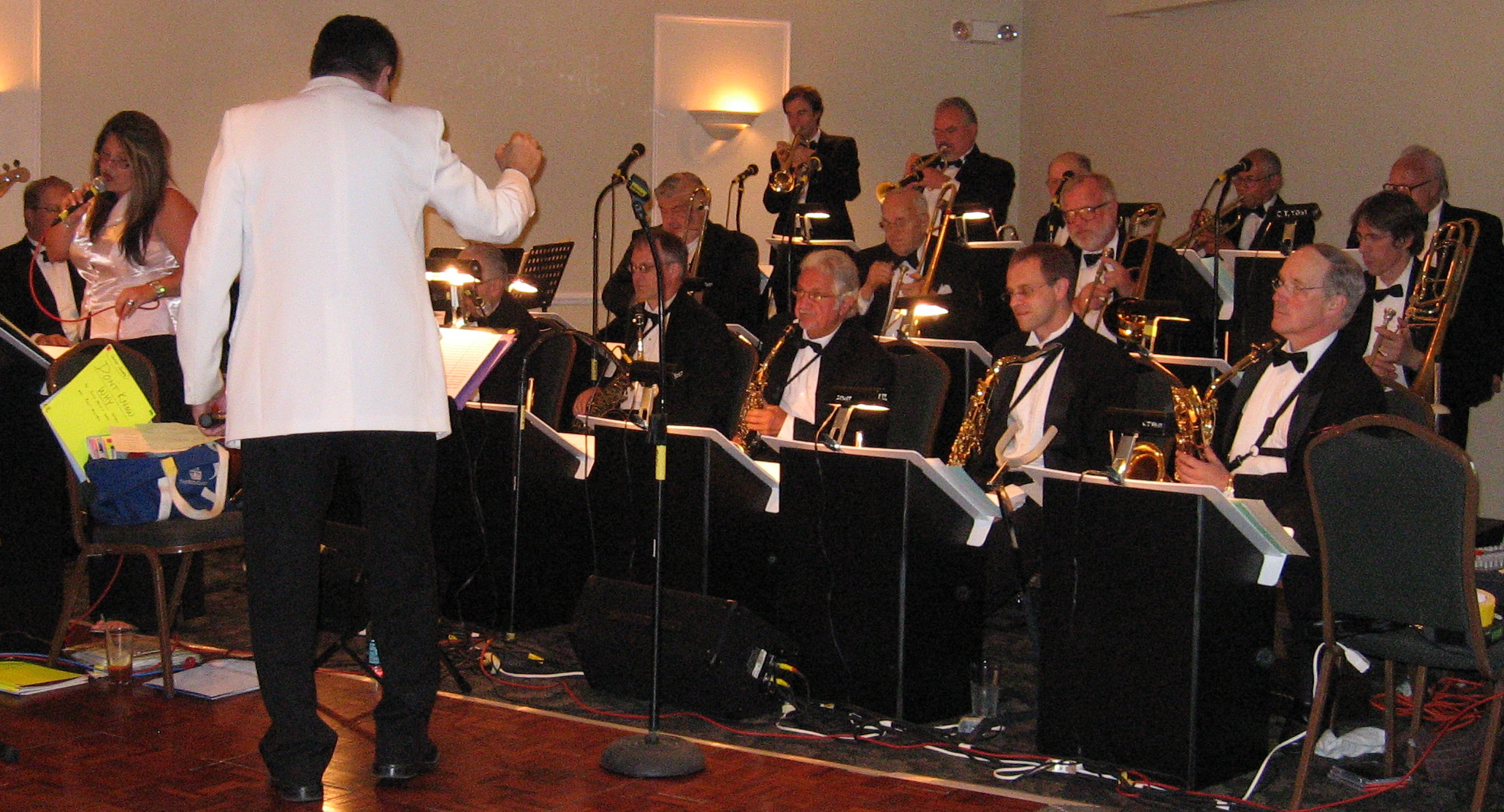 The Tuesday Night Big Band