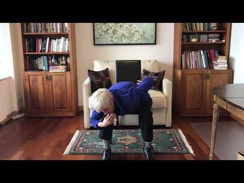 Wisdom Healing Qigong Awaken Vitality: Seated Bend Over