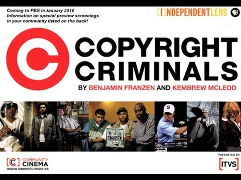 Copyright Criminals [FULL DOCUMENTARY]