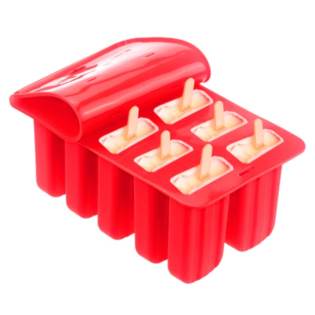 Silicone Popsicle Molds