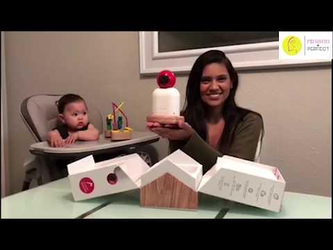 Raybaby- Baby sleep tracker   baby monitor with camera   Baby breathing monitor