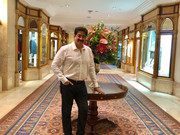 Chief Scout For India Sandeep Marwah at Turkey