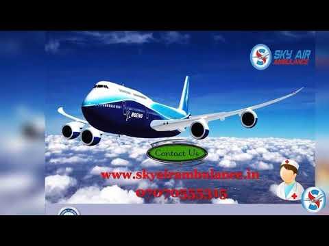 Choose Hi Quality ICU Setup Air Ambulance Service in Siliguri