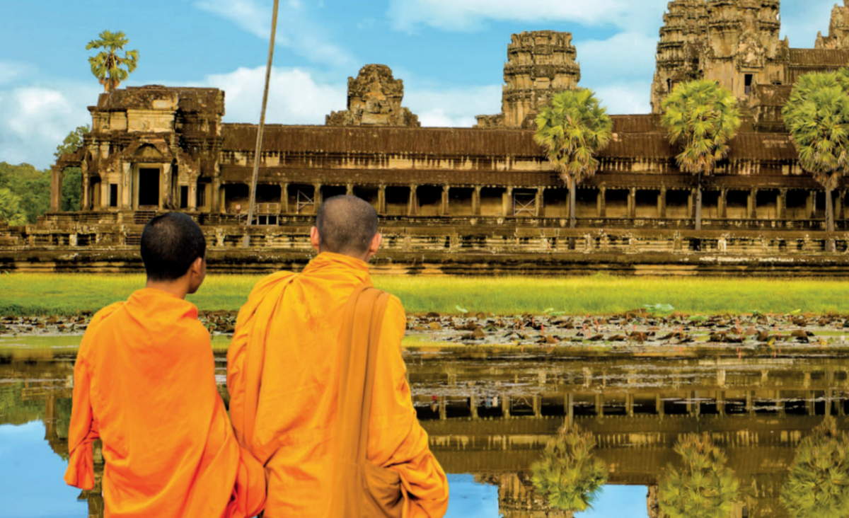 Adembenemend Angkor: Terug naar het Khmerrijk in Cambodja