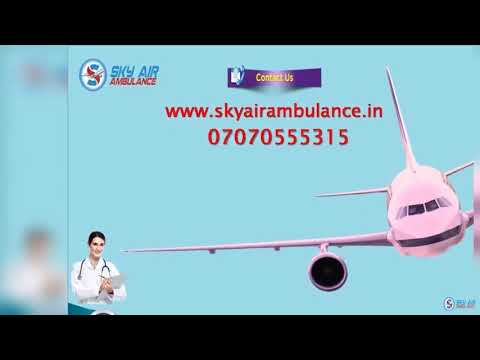 Get Low Cost Air Ambulance in Coimbatore with Medical Support