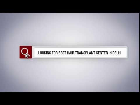 Best Hair Transplant Center in Delhi INDIA - DermaClinix