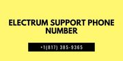 Electrum Support +1【(817)-385-9365】Phone Number