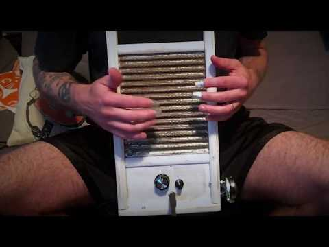 Electric Washboard - build & demo