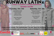 RUNWAY LATINx Chicago 2019