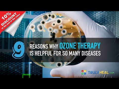 9 Reasons Ozone Helps With So Many Diseases