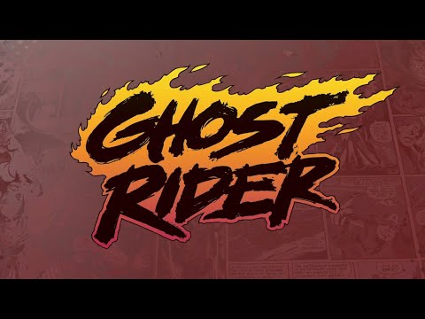 GHOST RIDER #1 Trailer | Marvel Comics