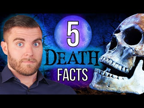 5 FACTS About DEATH You're NOT Being Told!