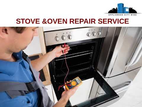 Appliance Repair Service At Appliances City Wide!