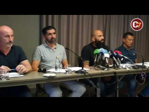 LOS BOMBEROS DE GRAN CANARIA PIDEN MEJORES CONDICIONES OPERATIVAS TRAS LOS INCENDIOS