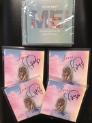 Taylor Swift Signed Lover CD