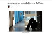 Infierno en las aulas: la historia de Clara