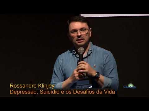 Depressão - Suicídio e os Desafios da Vida com Rossandro Klinjey