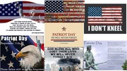 Patroitr's Day Collage