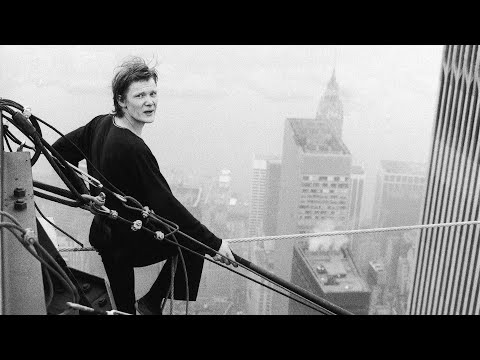 Philippe Petit's Crazy High-Wire Walk Between The Twin Towers