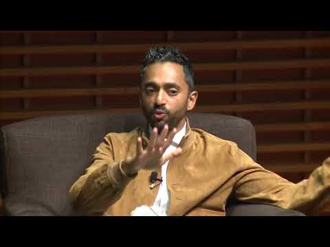 Chamath Palihapitiya, Founder and CEO Social Capital, on Money as an Instrument of Change
