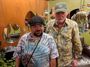 Mike Love and me
